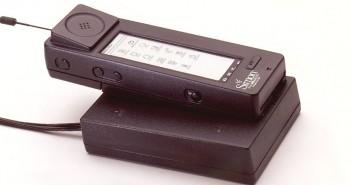 IBM Simon - pierwszy smartfon