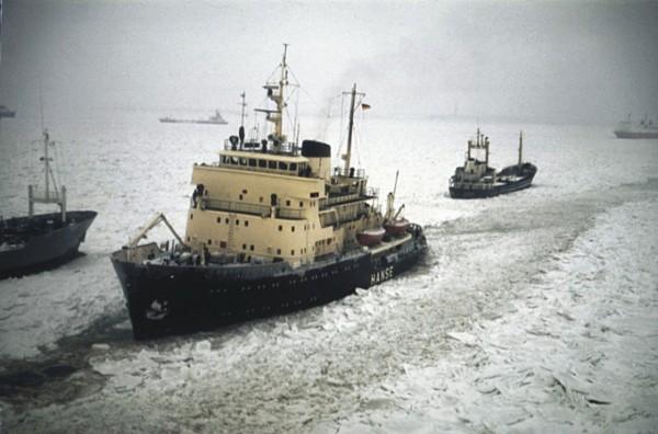 Lodołamacz Hanse