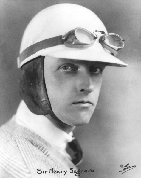 Henry Segrave (fot. ISC Images Archives via Getty Images)