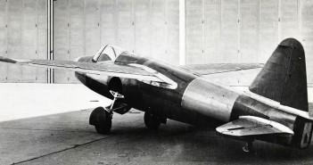 Heinkel He 178 - pierwszy samolot turboodrzutowy