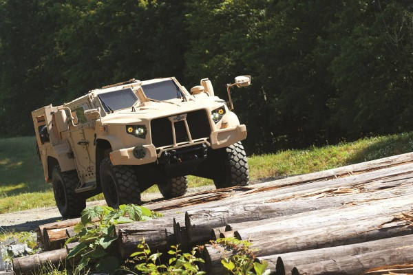 L-ATV (fot. Oshkosh Defence)