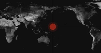 Trinity - wszystkie wybuchy nuklearne na jednym filmie