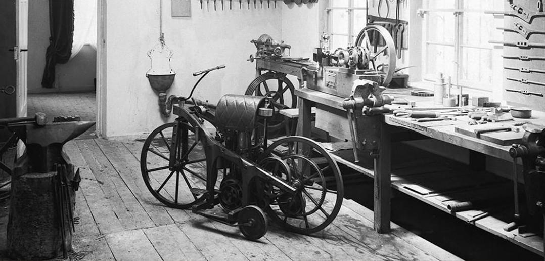 Reitwagen - pierwszy motocykl