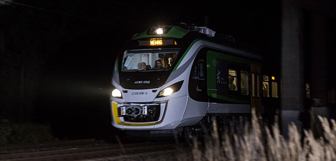 Impuls - rekordowy polski pociąg
