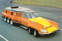 Citroen DS Michelin PLR