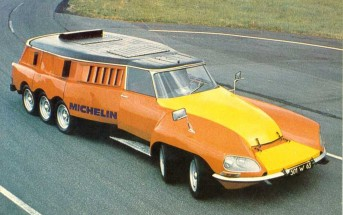 Citroen DS Michelin PLR