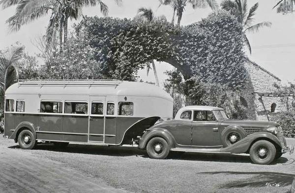 Aerocar prawdopodobnie z 1938 roku