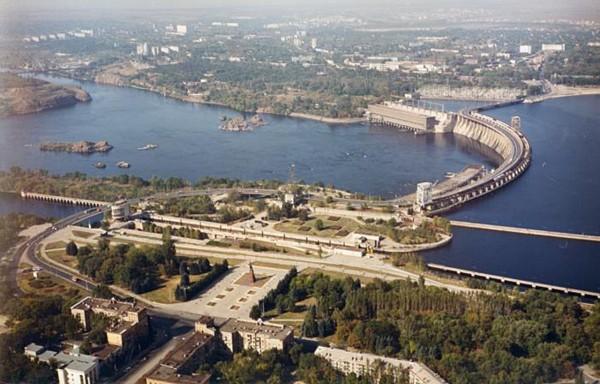Dnieprowska Elektrownia Wodna