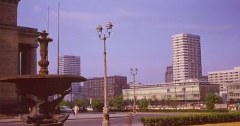 Warszawa 1969 (fot. nowawarszawa.pl)