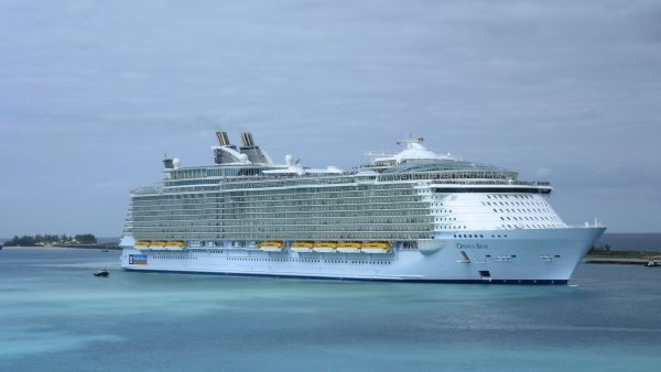 Oasis of the Seas (fot. Werner Bayer)