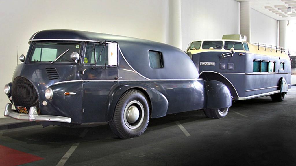 Aerocar 1938 REO Tractor