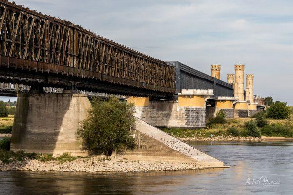 Most w Tczewie (fot. Michał Banach)