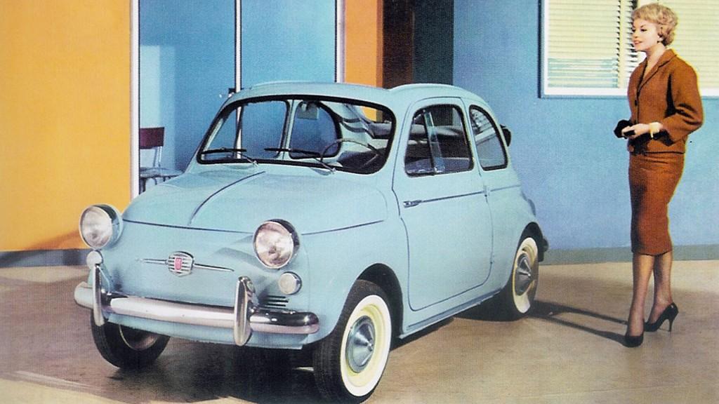 Fiat 500 America (Fot. FIAT)