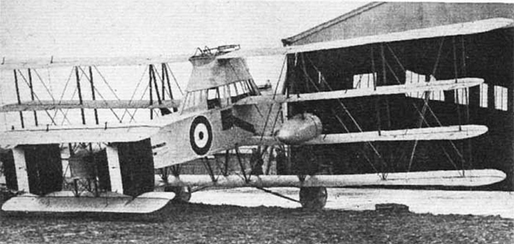 Supermarine Nighthawk