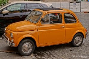 Fiat 500L (fot. Michał Banach)