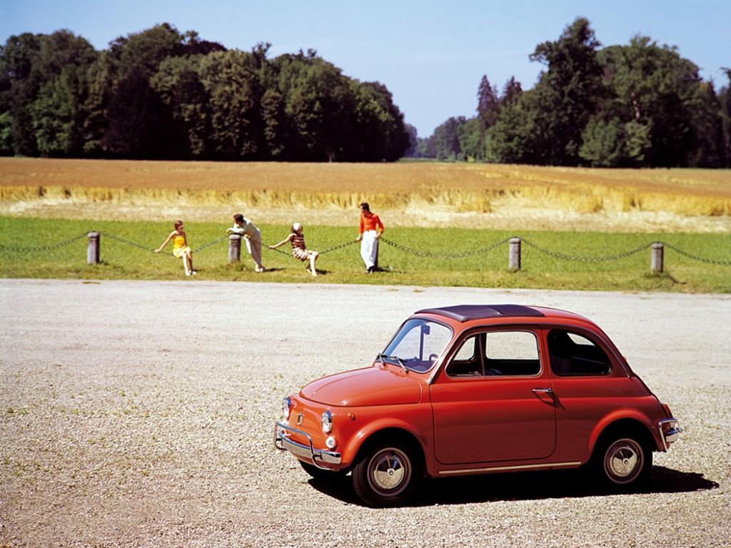 Fiat 500L (fot. FIAT)