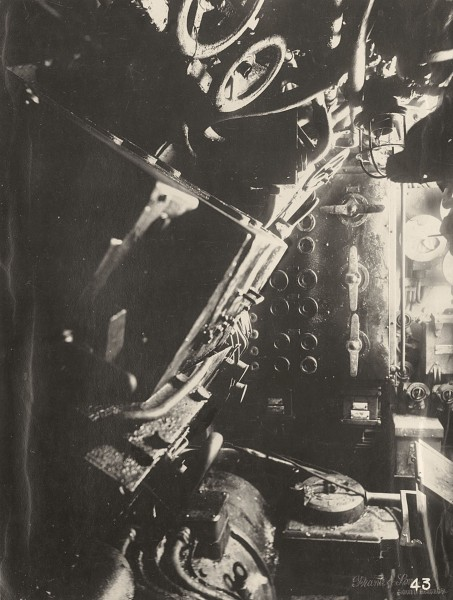 Przedział nr. 5 (fot. Tyne & Wear Archives & Museums)