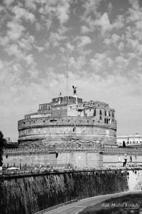 Zamek Świętego Anioła (fot. Michał Banach)