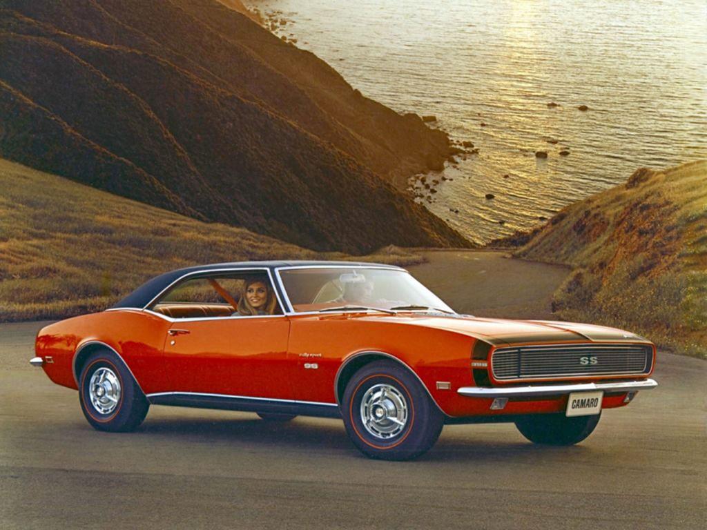 Chevrolet Camaro SS (1968)