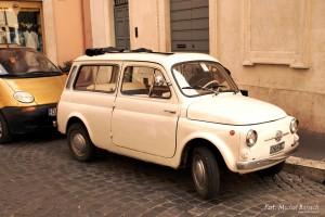 Fiat 500 K Giardiniera (fot. Michał Banach)