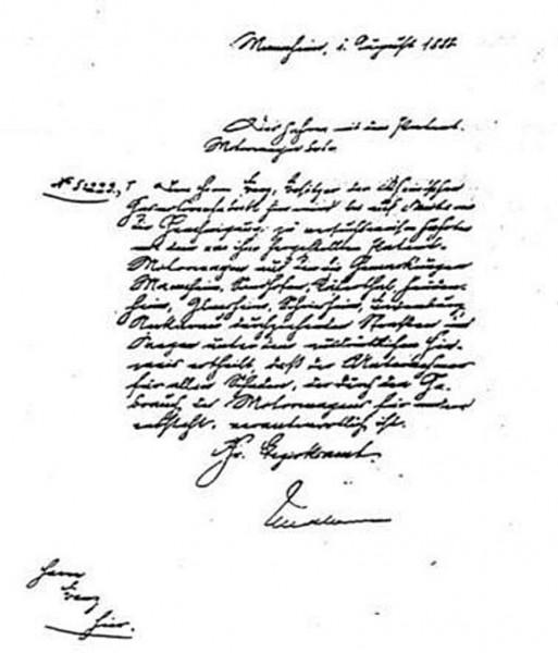 Pierwsze prawo jazdy w historii