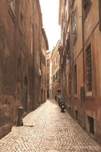 Ulice Rzymu (fot. Michał Banach)