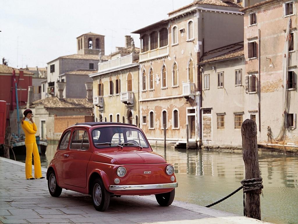 Fiat 500R (Fot. FIAT)