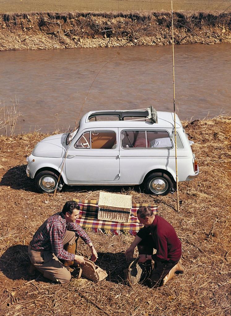 Fiat 500K Giardiniera (fot. FIAT)