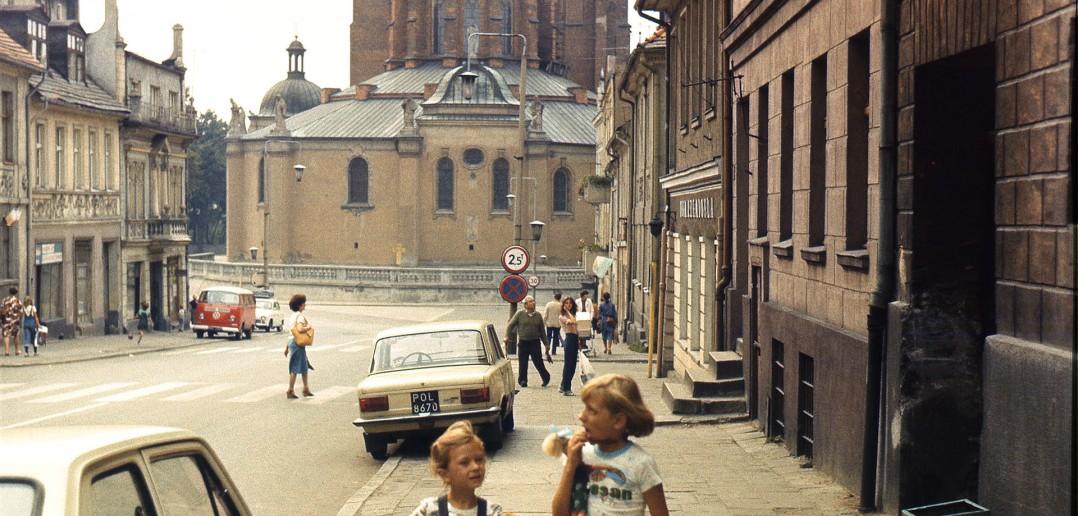 Gniezno - 1982 rok (fot. Rafał Banach)