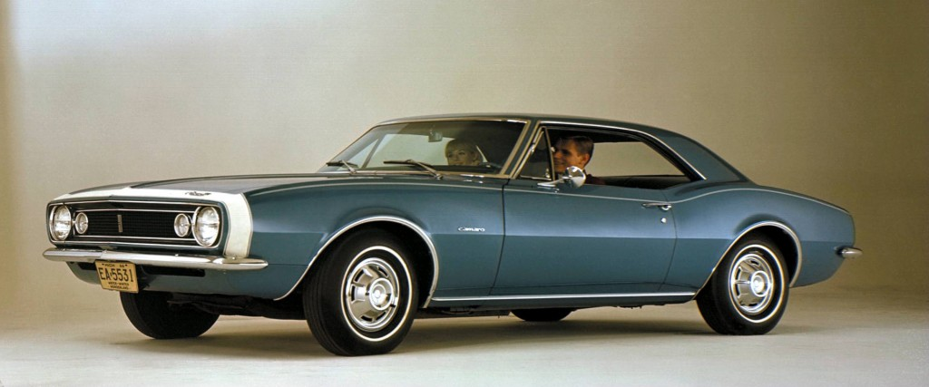 Chevrolet Camaro (1967)