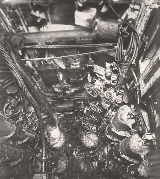 Przedział torpedowy (fot. Tyne & Wear Archives & Museums)