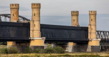 Most w Tczewie - ufortyfikowana przeprawa nad Wisłą