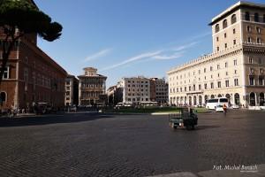 Piazza Venezia (fot. Michał Banach