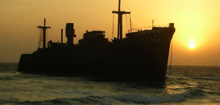 Greek Ship (fot. Pedram Ghahremanloo/Wikimedia Commons)