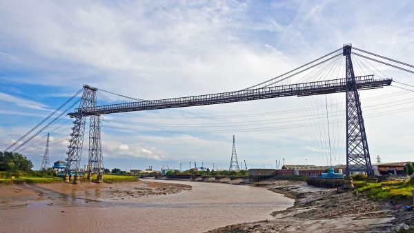 Newport Transporter Bridge (fot. Tiia Monto/Wikimedia Commons)