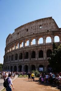 Koloseum (fot. Michał Banach)