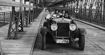 Most fordoński w Bydgoszczy - zdjęcie