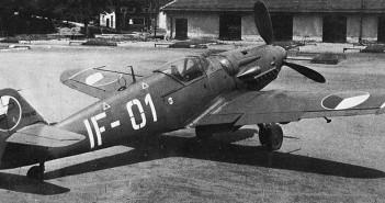 Avia S-199 - prawie jak Messerschmitt Bf 109