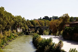 Ponte Palatino (fot. Michał Banach)