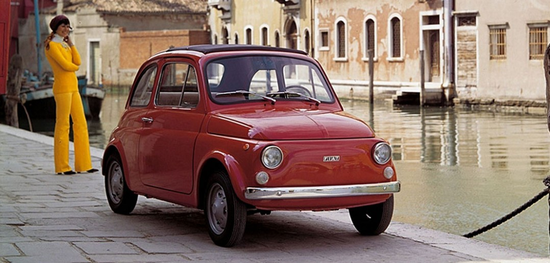 Fiat 500 - samochód który zmotoryzował Włochy