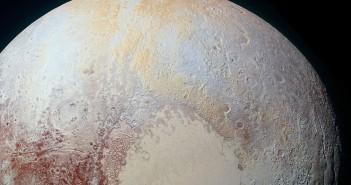 Niesamowite zdjęcie Plutona - zdjęcie