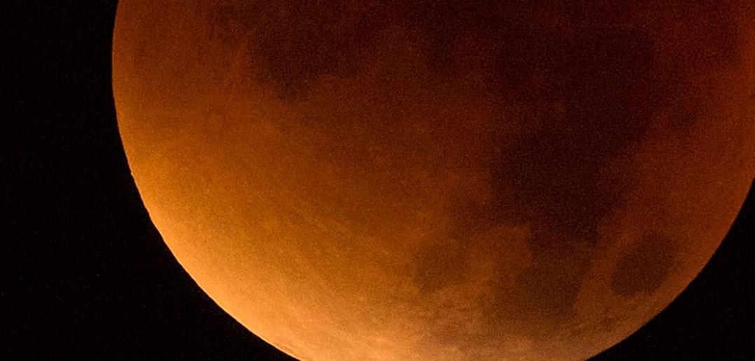 Zaćmienie superksiężyca - 28.09.2015