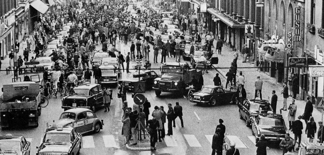 3 września 1967 roku - Dagen H