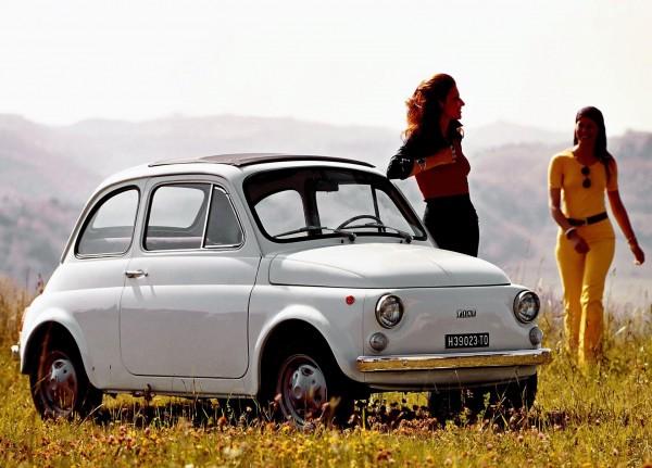 Fiat 500 (fot. FIAT)