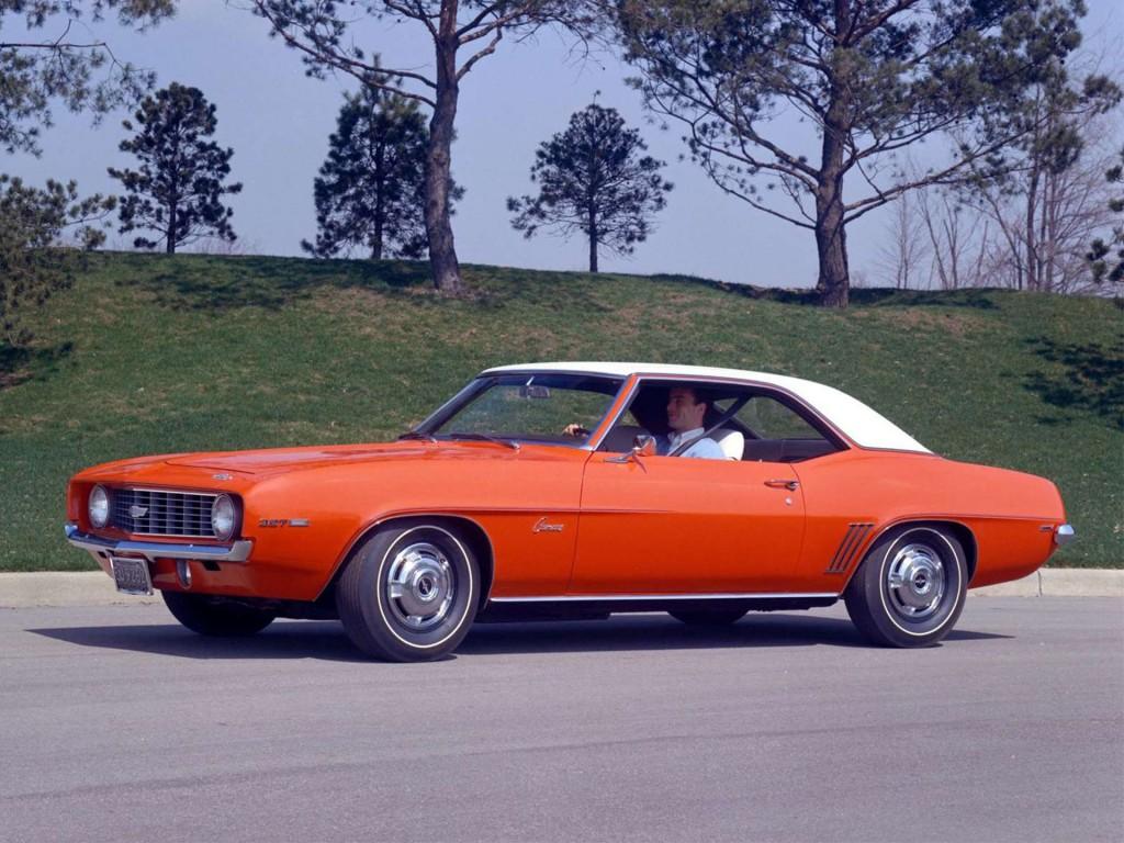 Chevrolet Camaro (1969)