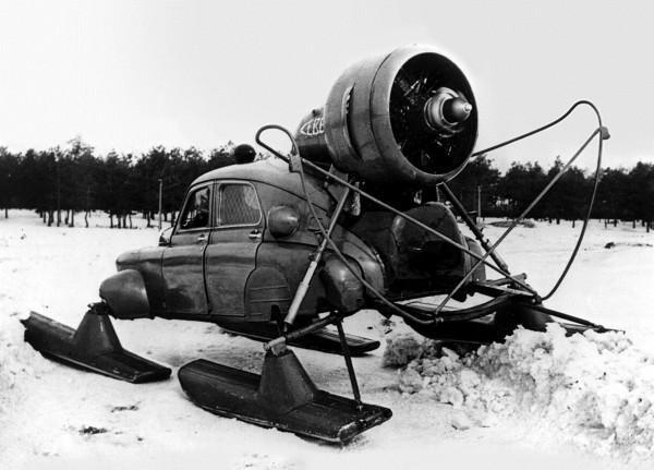 """GAZ M20 Pobieda """"Północ"""""""