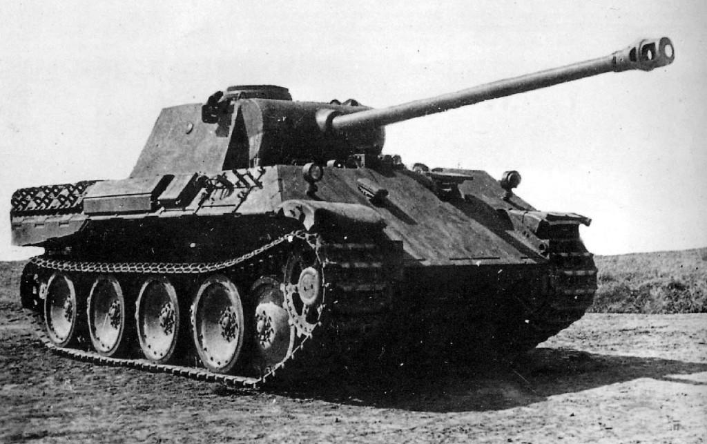 PzKpfw V Panther był najlepszym niemieckim czołgiem II wojny światowej i jednym z najlepszych czołgów w tym konflikcie
