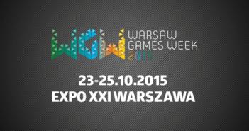 Konkurs Warsaw Games Week - wygraj bilety!