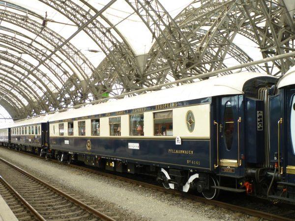Orient Express (fot. Epistola8/Wikimedia Commons)