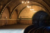 Stacja City Hall - zapomniana stacja metra w Nowym Jorku